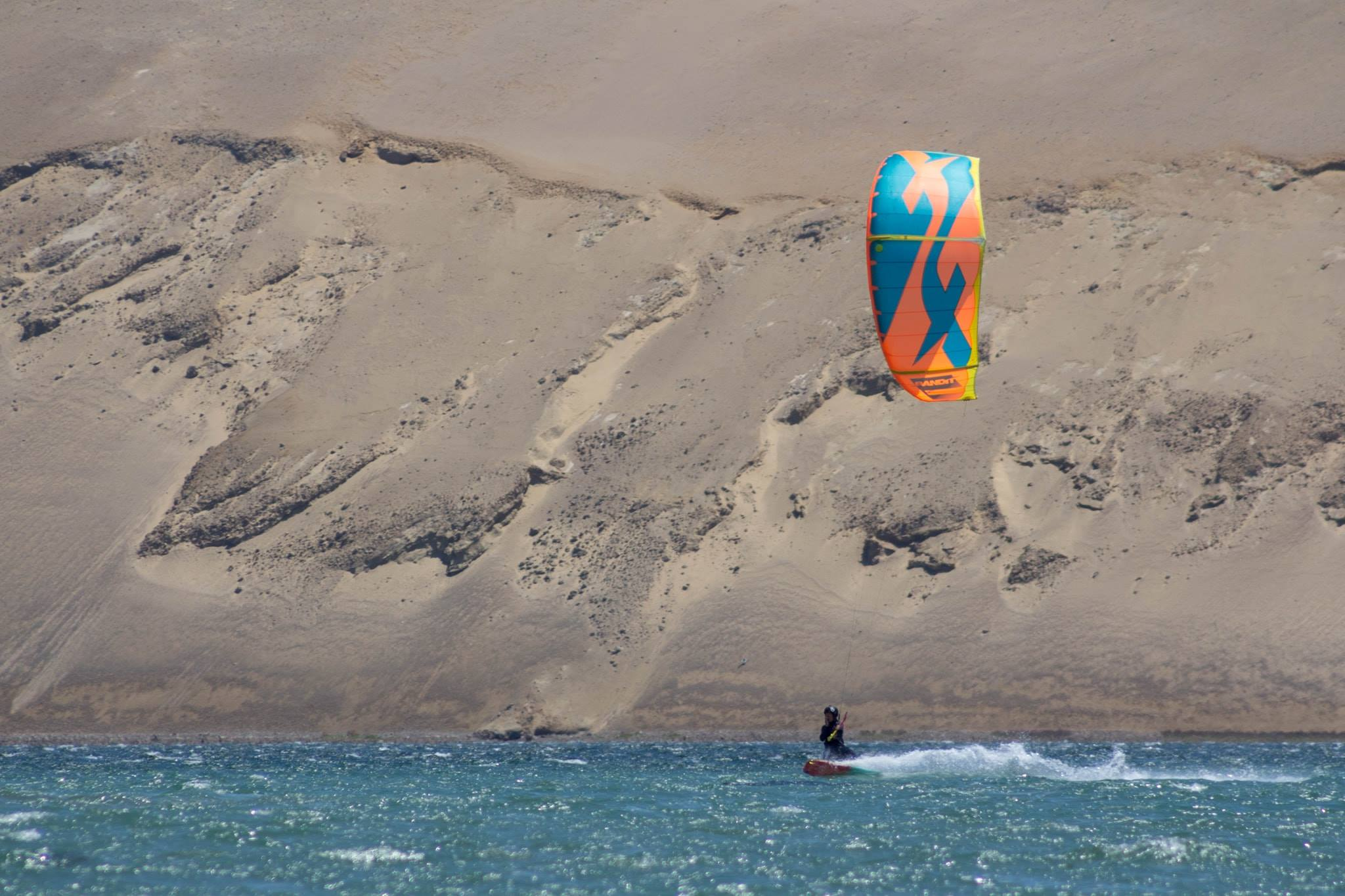 Peru Kite  - Paracas - Lagunaa Grande, Experience the south